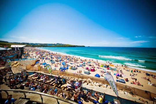 Boardmasters festival-goers invited to grab a COVID jab