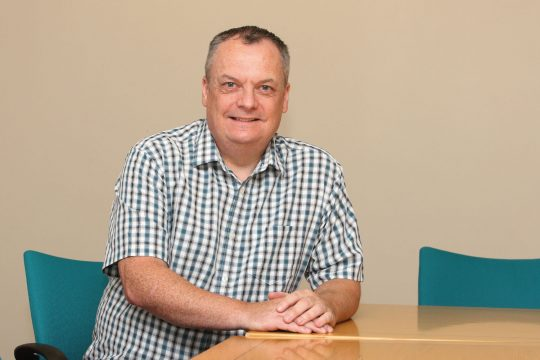 Chairman Dr Iain Chorlton announces retirement