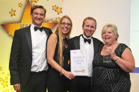 St Austell and east Cornwall GP surgeries scoop national awards